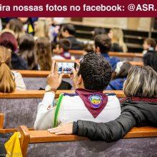 Acesse os álbuns de fotos em nossa página no facebook: @ASR.IASD